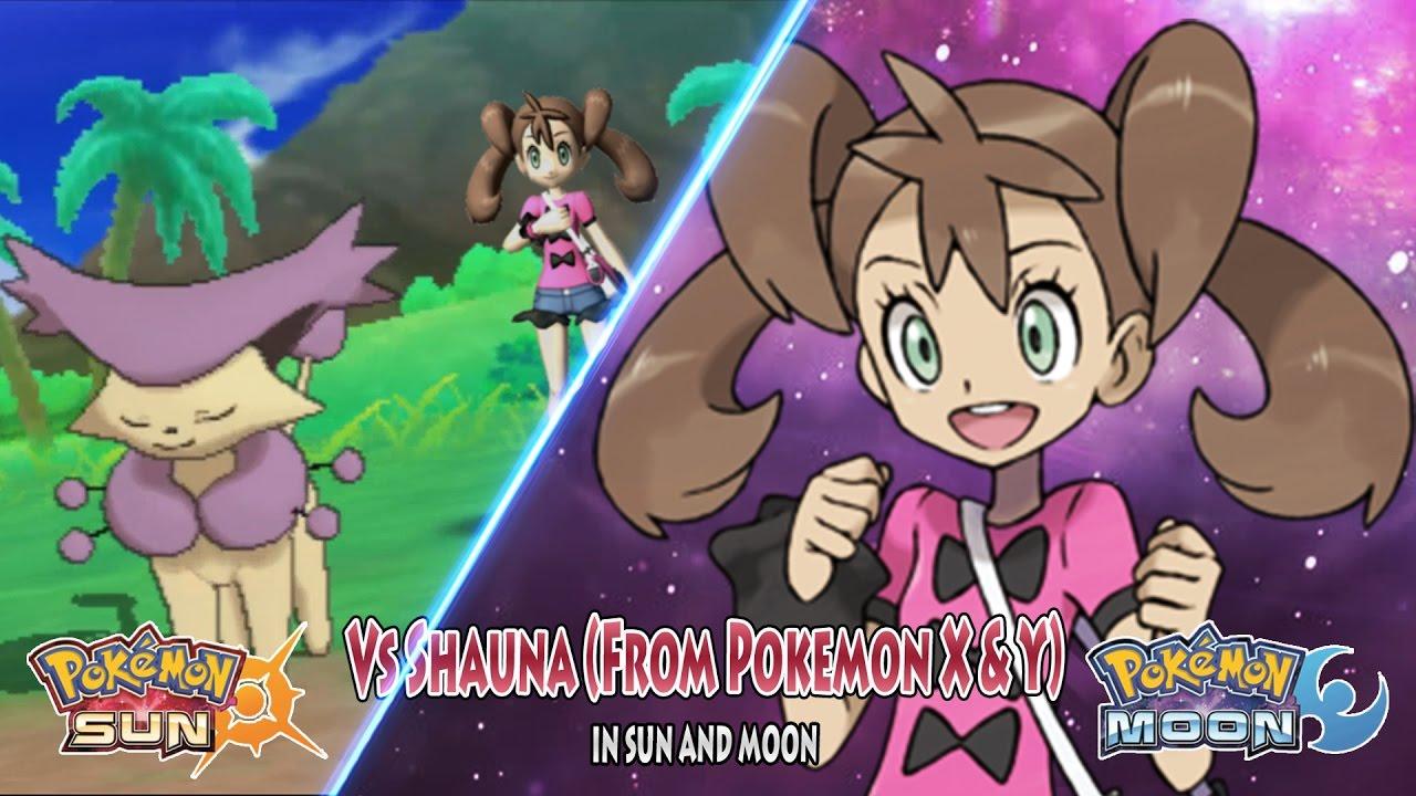 Pokémon Y - Part 1 - Arriving in Kalos & Rival Shauna