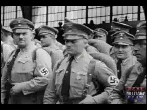 RARE FOOTAGE - Film that shows the Nazi Party in 1933