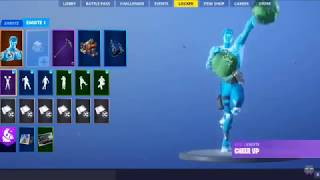 NEW Cheer It Up Emote bald im Shop ✔️| Leaked Fortnite