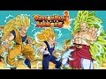 Goku Vegeta vs SSJ3 Broly Dragon Ball Super Fight M.U.G.E.N