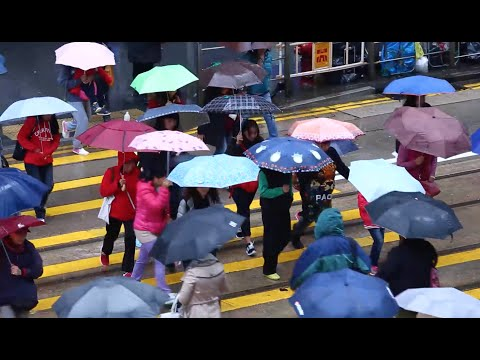 Hong Kong's politeness reputation in question