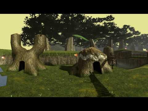 Zelda : OOT Kokiri Forest 360° Rendered