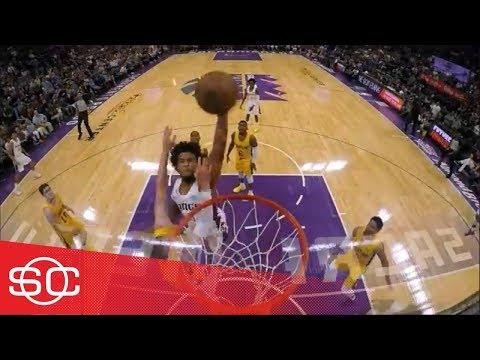 Top 10 plays of 2018 Summer League: Marvin Bagley III, Josh Jackson & more | SportsCenter | ESPN