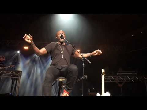 Seal (with guests Rhys Lewis and Poppy) - Bridgewater Hall Manchester - 01/07/16