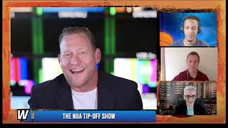NBA Picks and Predictions | WagerTalk's NBA Tip-Off Show for Tuesday, April 6