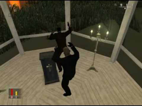 Hitman:BM-Till Death Do Us Part Pro SA (OS All Accidents 1 )