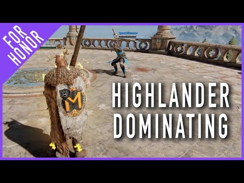 Max Rep Highlander Duels [For Honor]