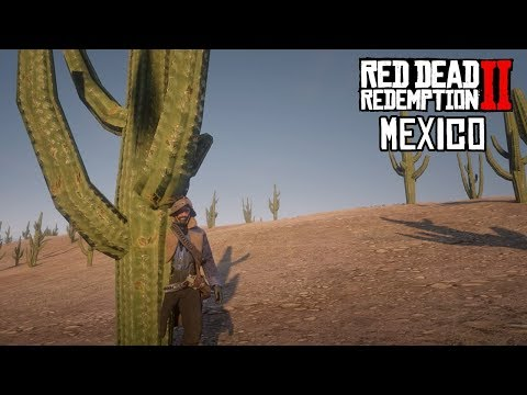 Esto pasa si vas a México en Red Dead Redemption 2 - Jeshua Games thumbnail
