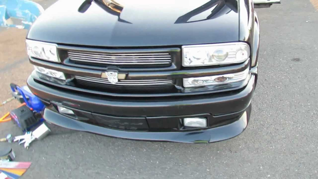 2001 Chevy S10 Extreme  YouTube