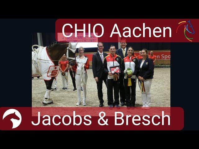 #5 | CVIO Aachen |Jacobs & Bresch|Pas de deux Freestyle| 2018