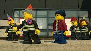 LEGO City Undercover. #26. Служба пожарной охраны LEGO City (особое задание)