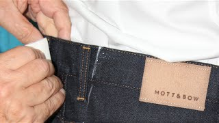 How to Tailor: Denim