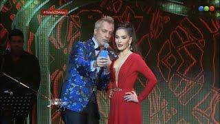 Natalia Oreiro . Fiesta 25 años - Telefe + Xuxa + Trailer de Entre Canibales