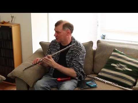 Keith Underwood: Flute Perspectives & Exercises