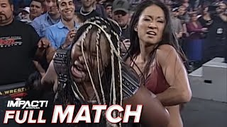 Gail Kim vs Awesome Kong (Knockouts Title): FULL MATCH (Final Resolution 2008)   IMPACT Full Matches
