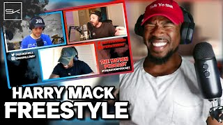 Download HARRY MACK'S HARDEST FREESTYLE? HE SHOWED UP ON THE PODCAST! FREESTYLE FRIDAY!