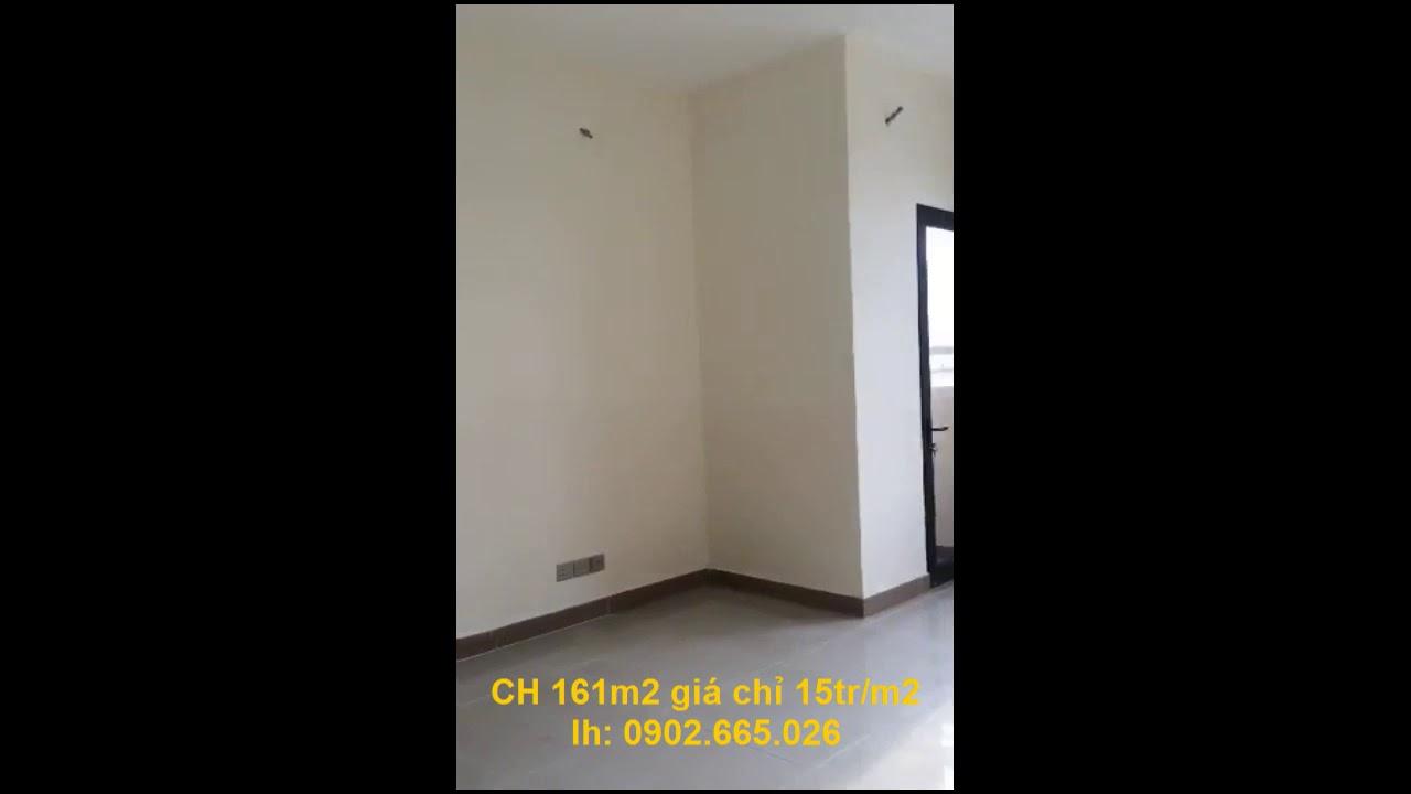 Căn hộ 161m2 Era Town Đức Khải quận 7 giá chỉ 15tr/m2