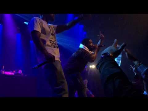 Obie Trice - Love Me / Go To Sleep (Live @ Melkweg Amsterdam) (13-10-2016)