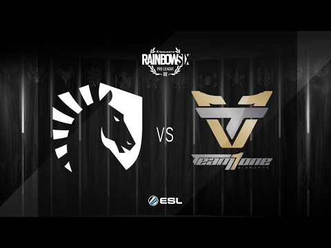 [R6 PRO LEAGUE] Season 7 Latam - Team Liquid vs Team One