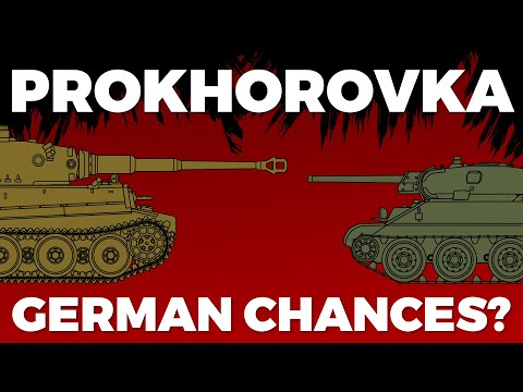 Prokhorovka: Chances of a German Breakthrough?