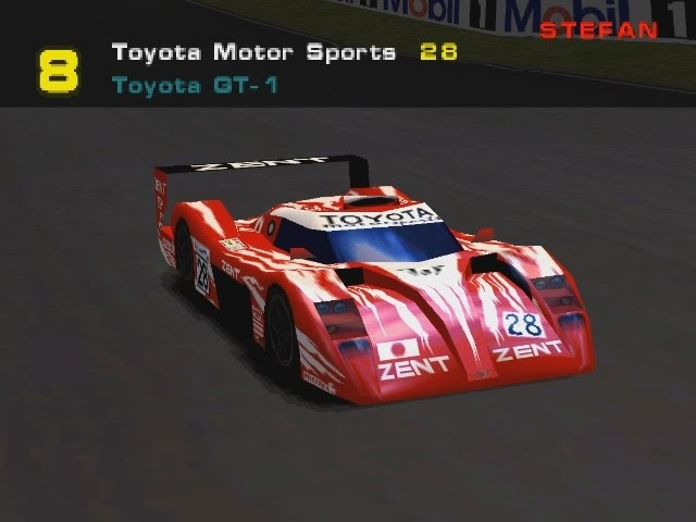 All 24 Cars in Test Drive Le Mans (PS1)