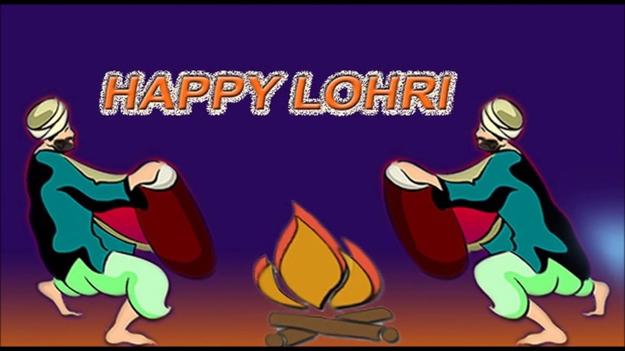 Happy lohri 2017 latest wishes greetings sms whatsapp video e happy lohri 2017 latest wishes greetings sms whatsapp video e card youtube m4hsunfo