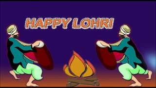 Happy Lohri 2017 - Latest wishes, greetings, SMS, Whatsapp video, E-card