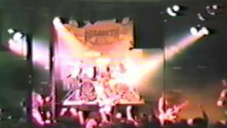 Megadeth The Skull Beneath The Skin live in 1984.WMV