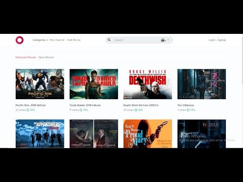 Tomb Raider 2018 Film complet en francais on streamylo streaming vf