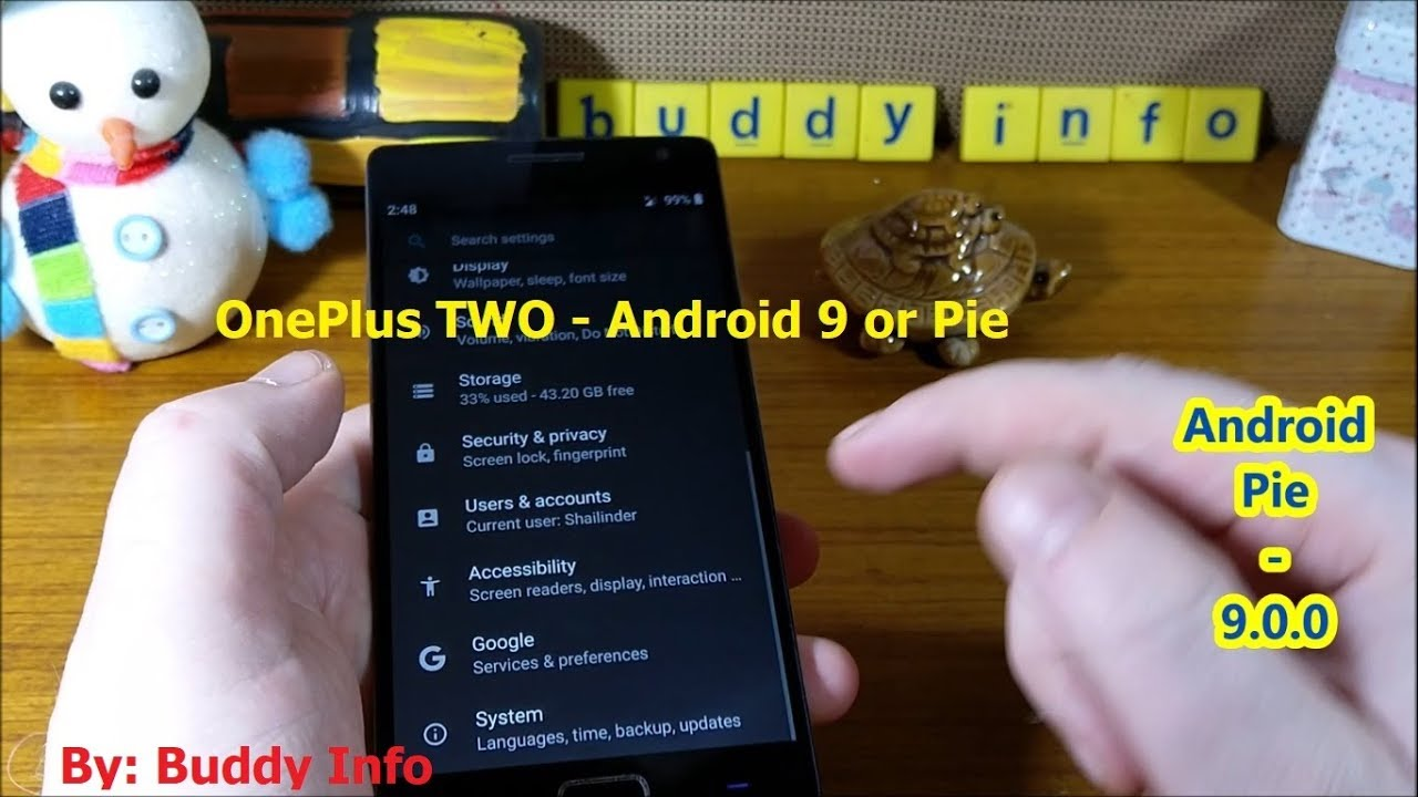 OnePlus 2 - Android Pie | Android 9 0 on oneplus 2