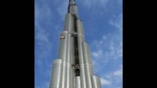 Burj Khalifa (Burj Dubai) time lapse part 2