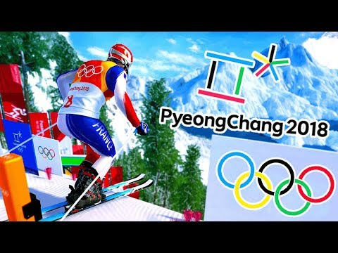 THE WINTER OLYMPIC GAMES (2018)