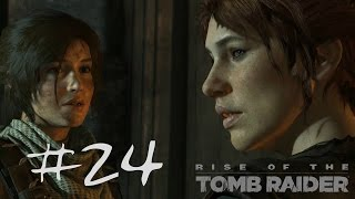 Rise of the Tomb Raider Walkthrough Gameplay Part 24 - Acropolis [PC/HD/60fps]