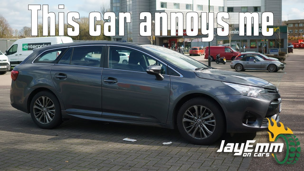 How To Disable Your Toyota Auris Corolla Avensis Seatbelt
