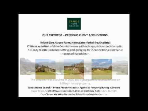 UK Property Search Agents, Buying Agents & Relocation Agents - Sands Home Search