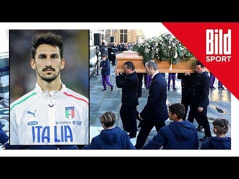 Italien weint um Davide Astori