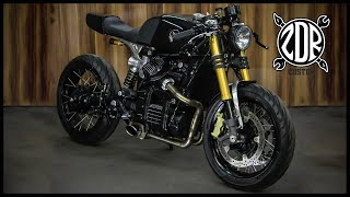 🔥Reacción CX 500cc by ZDR Custom🔥