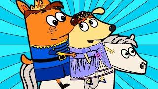 Русские развивающие мультики для детей. Мультики для малышей. Семейка Собачек - детские мультфильмы