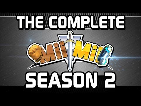 Mii V Mii - Season 2 - COMPLETE