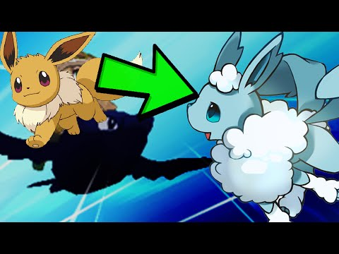 Potential eevee evolution mechanics for pokemon sun and moon all eeveelutions also rh youtube
