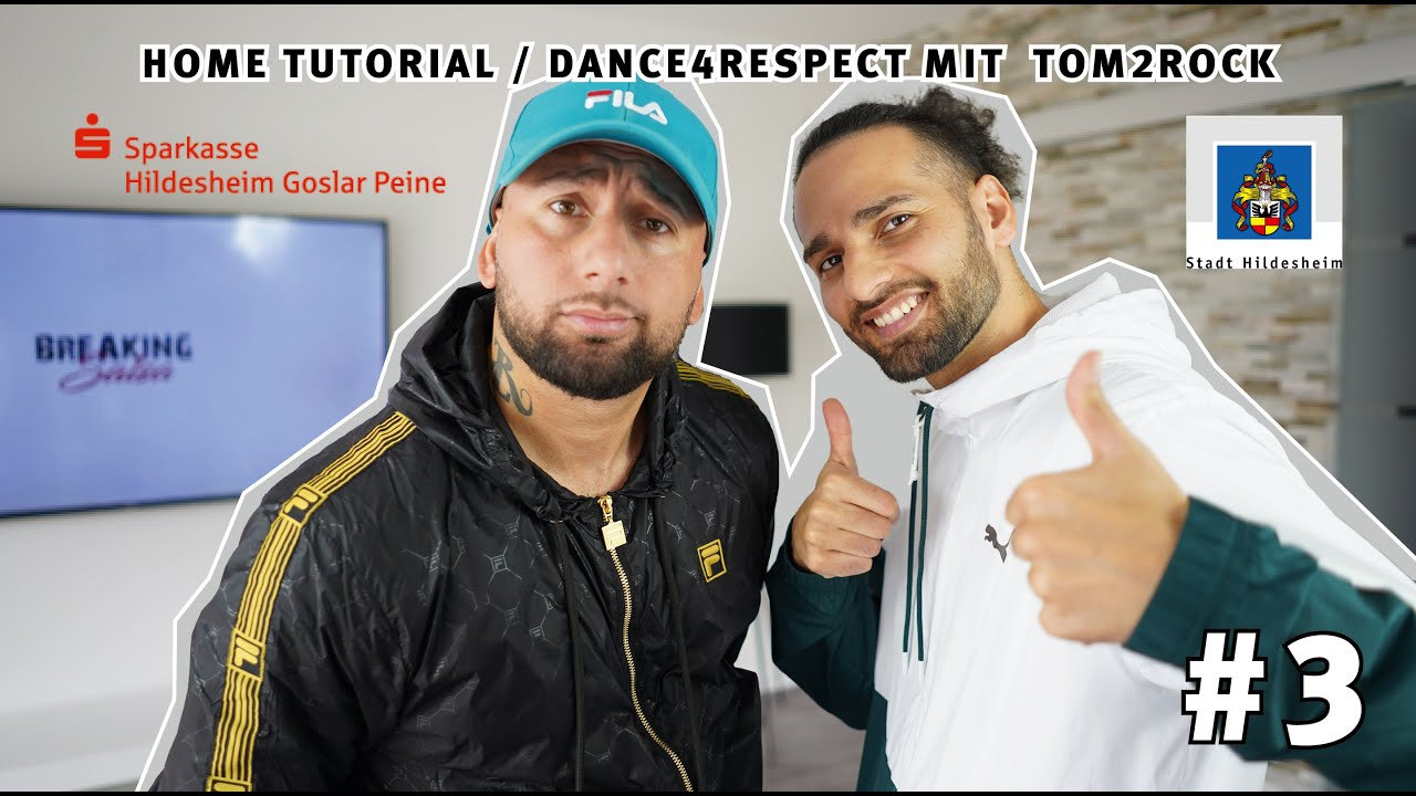 Home Tutorial Dance4Respect Teil 3 | Tom2Rock