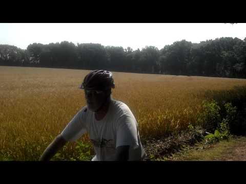 Riding on the Wheeler Wildlife Refuge