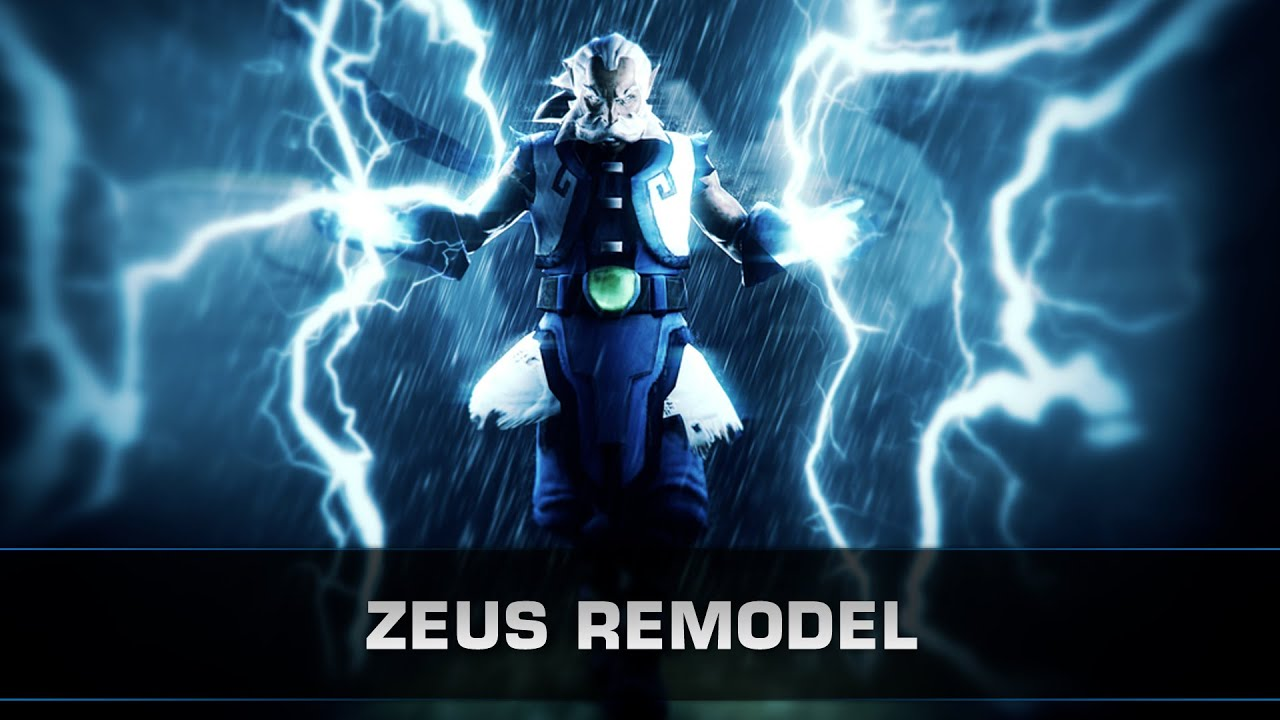 dota 2 zeus remodel patch 6 86 youtube