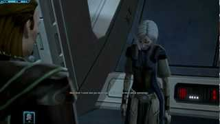 SWTOR - Jedi Consular - Nadia Grell (Romance) Parts 4 to 6
