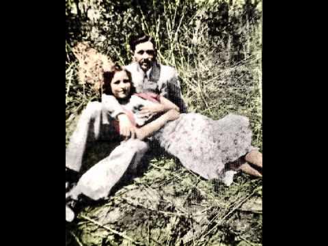 Clyde Barrow & Bonnie Parker by Dwight Butcher 1934