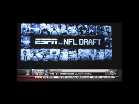 Trent Dilfer Rips Seattle Seahawks 2011 NLF Draft