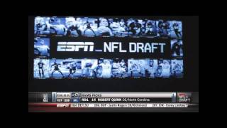 Trent Dilfer Rips Seattle Seahawks 2011 NLF Draft