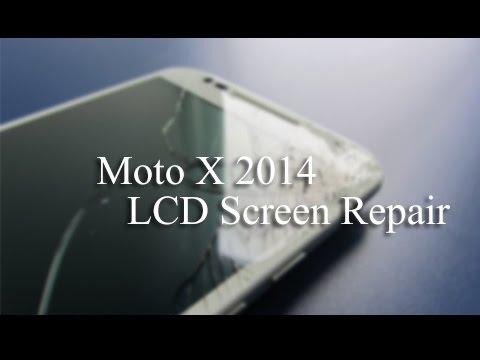 Moto X 2014 LCD Screen Repair Guide