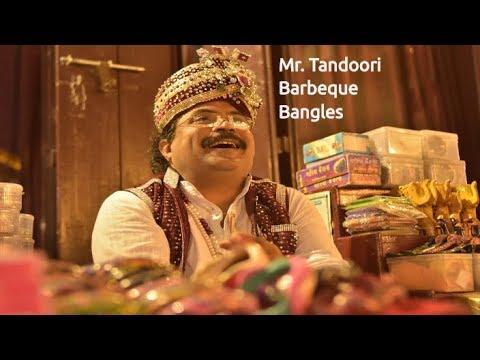 Things to do in Doha Qatar, Souq Waqif, Mr. Bangles. Tandoori Barbeque bangles