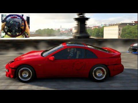 Veja o video – Forza 6 GoPro – 300zx Online Drift Build Public Hopper Madness!